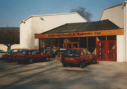 Beechdown 1985