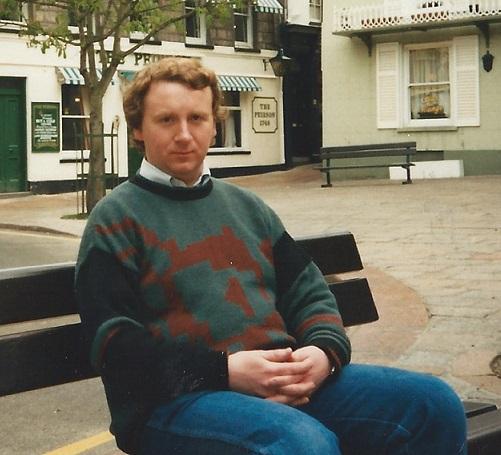 Bob Clifford 1986